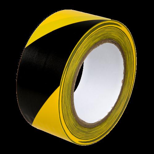 Taśma Oznaczeniowa Żółto-Czarna
