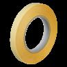 Taśma Dwustronna Folia PP, Klej Kauczukowy, Grubość 0.095mm