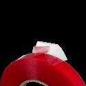 Taśma Dwustronna Folia PET, Klej Akryl, Grubość 0.16mm