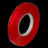 Taśma Dwustronna Montażowa Folia PET, Klej Akryl, Grubość 0.22mm