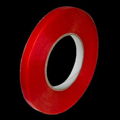 Taśma Dwustronna Montażowa, Folia PET, Klej Akryl, Grubość 0.2mm