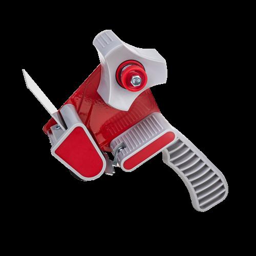 Aplikator Ręczny Do Taśm, 50mm, Plastikowy Czerwony