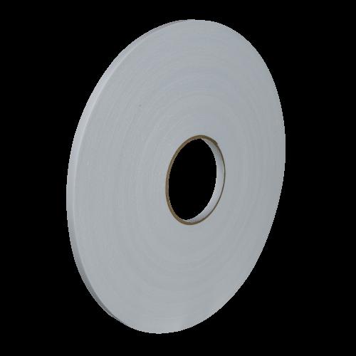 Taśma Dwustronna Pianka PE Biała, Grubość 1mm, Klej Akryl