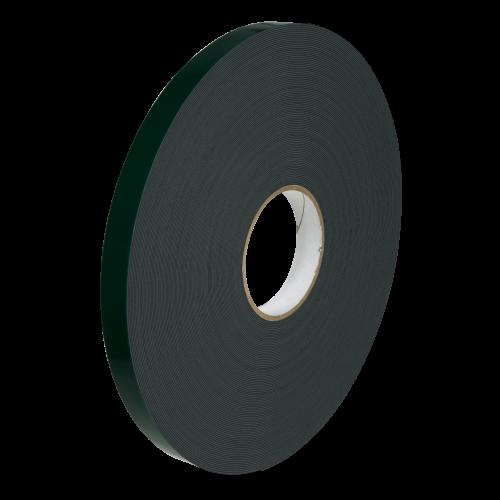 Taśma Dwustronna Pianka EVA Czarna, Grubość 1mm