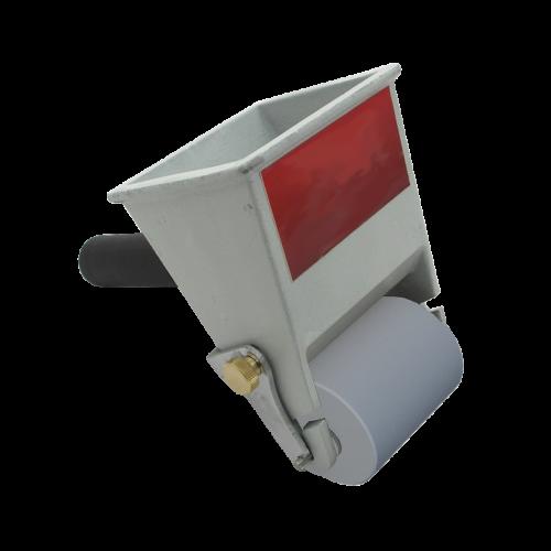 Aplikator Kleju z Wałkiem Gumowym 70mm Bez Podstawy