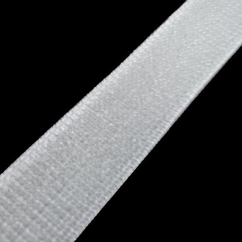 Rzep Wszywany Taśma (Pętelka) 25mb - Biały