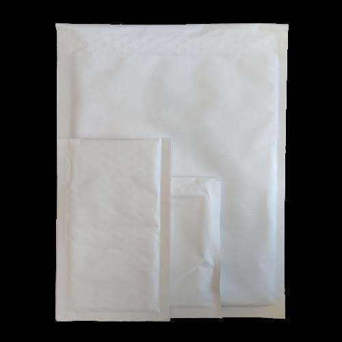 Koperta Bąbelkowa K20, Biała - 50szt