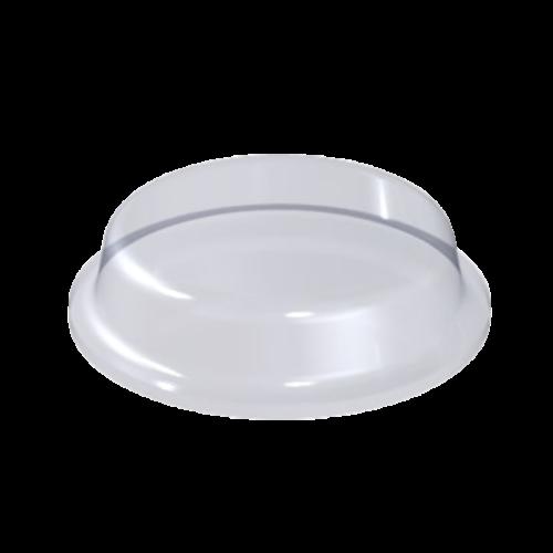 Stopka Bumpon Cylindryczna 19mm/1,9mm - 98szt, Transparentna
