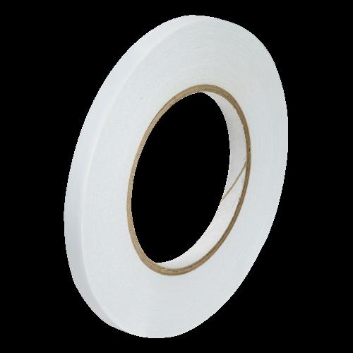 Taśma Dwustronna Włókninowa, Klej Akryl, Grubość 0.13mm